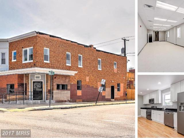 2521 Washington Boulevard, Baltimore, MD 21230 (#BA9988515) :: Pearson Smith Realty