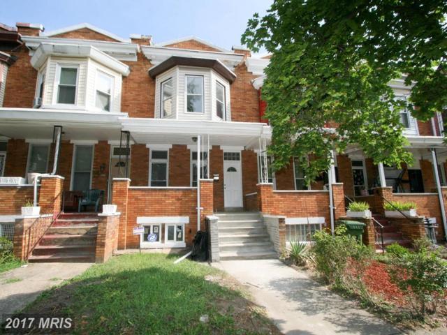 806 Chauncey Avenue, Baltimore, MD 21217 (#BA9989301) :: Pearson Smith Realty