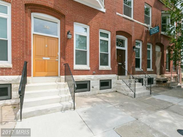 306 20TH Street E, Baltimore, MD 21218 (#BA9991582) :: Pearson Smith Realty