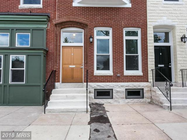 339 20TH Street, Baltimore, MD 21218 (#BA9991784) :: Pearson Smith Realty