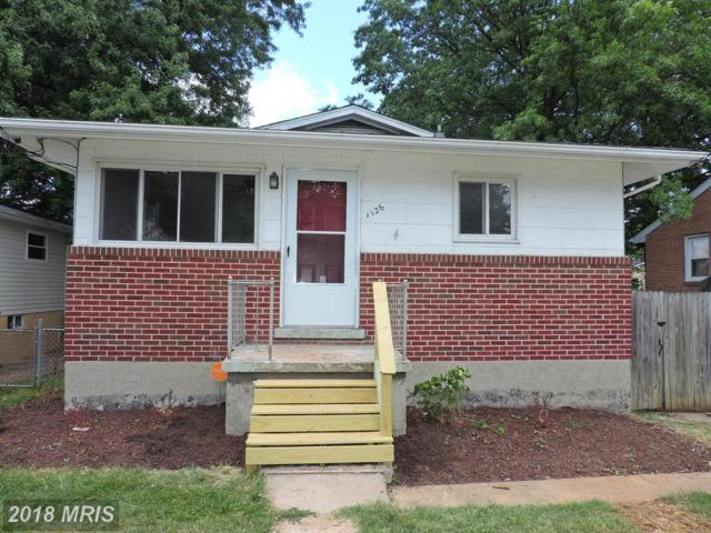 1126 Baker Avenue, Baltimore, MD 21207 (#BC10002952) :: The Gus Anthony Team