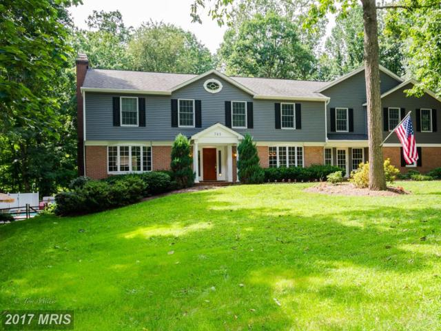 741 Chapel Ridge Road, Lutherville Timonium, MD 21093 (#BC10018172) :: Pearson Smith Realty