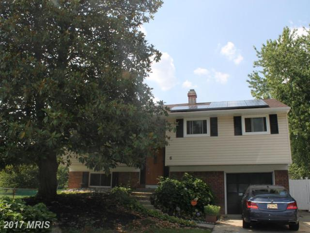 6 Sonya Court, Randallstown, MD 21133 (#BC10026327) :: Pearson Smith Realty