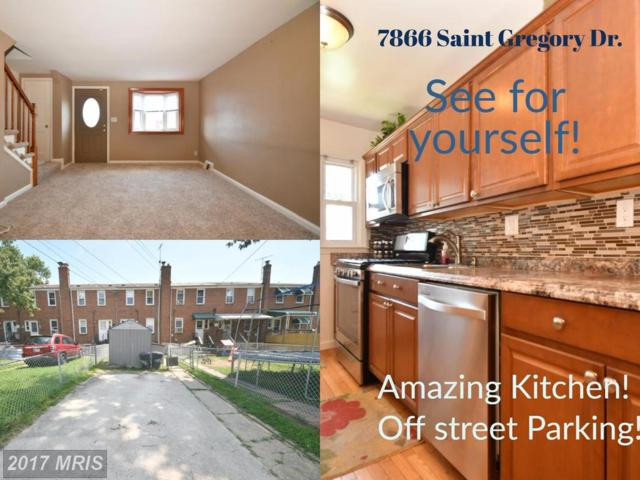 7866 Saint Gregory Drive, Baltimore, MD 21222 (#BC10031093) :: Pearson Smith Realty