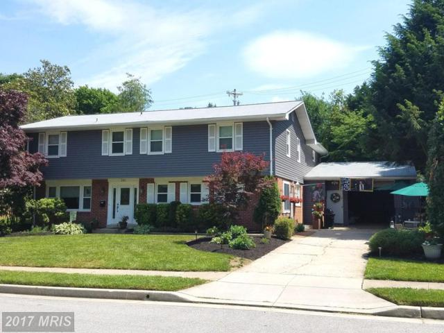 241 Fallsbrook Road, Lutherville Timonium, MD 21093 (#BC10033715) :: The Sebeck Team of RE/MAX Preferred