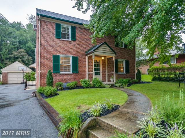 505 Groom Drive, Baltimore, MD 21204 (#BC10043593) :: Pearson Smith Realty