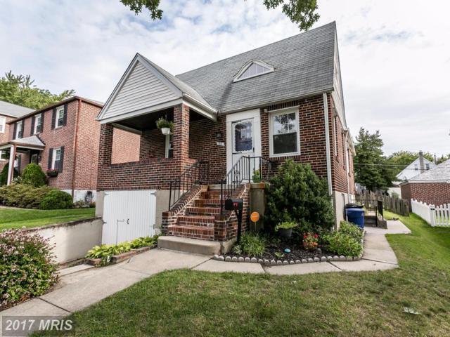 28 Manor Avenue, Baltimore, MD 21206 (#BC10045663) :: Pearson Smith Realty
