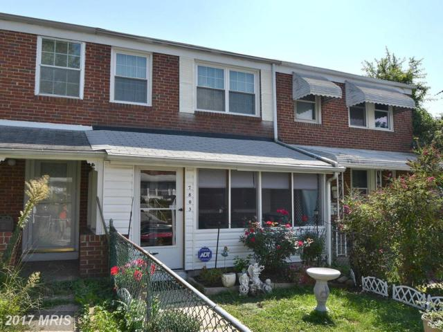 7803 Saint Claire Lane, Baltimore, MD 21222 (#BC10052561) :: Pearson Smith Realty