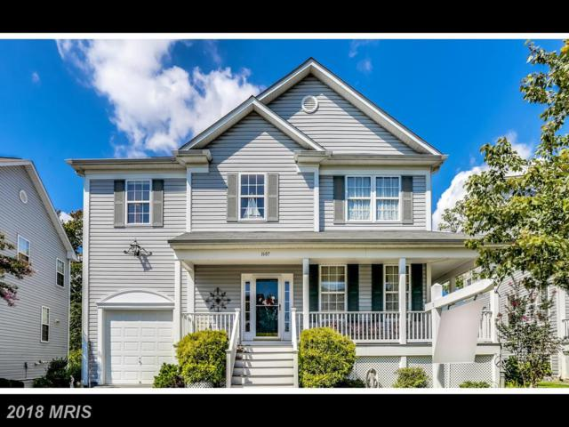 1607 Sailaway Circle, Baltimore, MD 21221 (#BC10059770) :: The Gus Anthony Team