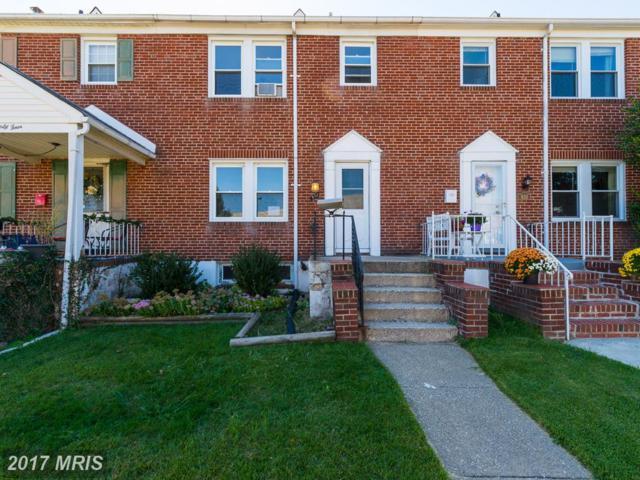932 Elm Ridge Avenue, Baltimore, MD 21229 (#BC10062426) :: LoCoMusings