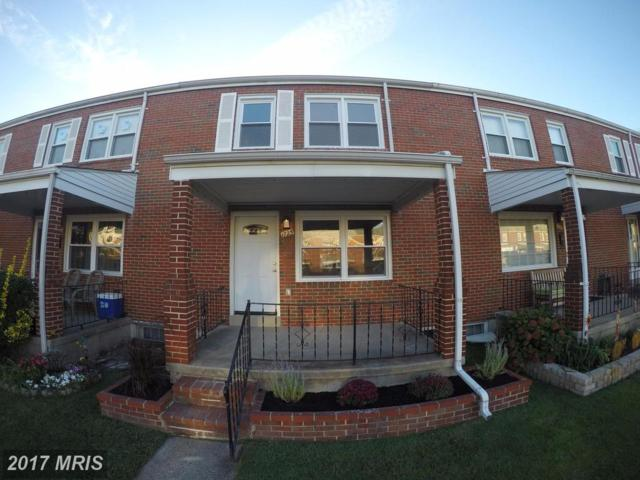 1725 Stokesley Road, Baltimore, MD 21222 (#BC10064603) :: LoCoMusings