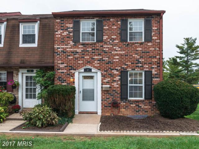 2 Garrison Ridge Court, Owings Mills, MD 21117 (#BC10065811) :: Pearson Smith Realty