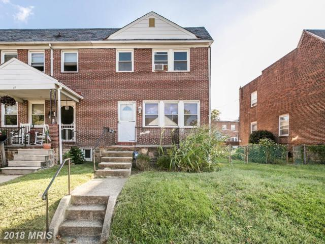33 Prospect Avenue, Baltimore, MD 21228 (#BC10070192) :: The Miller Team