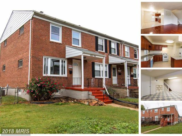 1640 Poles Road, Baltimore, MD 21221 (#BC10078164) :: Pearson Smith Realty