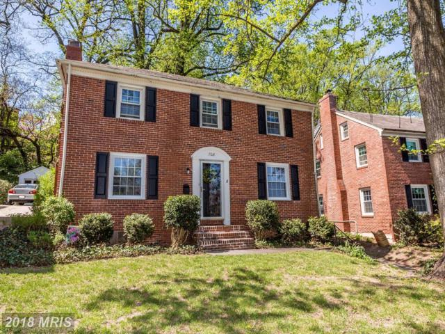 708 Morningside Drive, Towson, MD 21204 (#BC10093438) :: Pearson Smith Realty