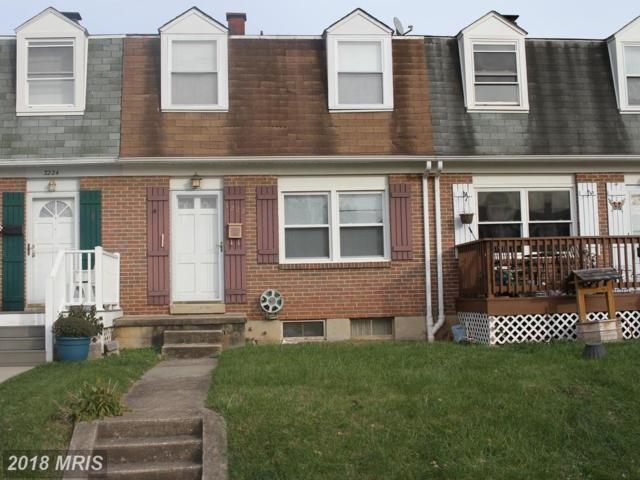 3222 Ryerson Circle, Baltimore, MD 21227 (#BC10102644) :: Pearson Smith Realty