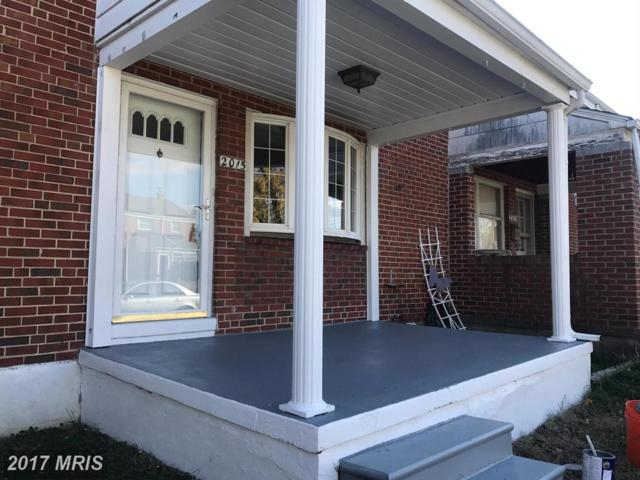 2015 Ormand Road, Baltimore, MD 21222 (#BC10106971) :: Pearson Smith Realty