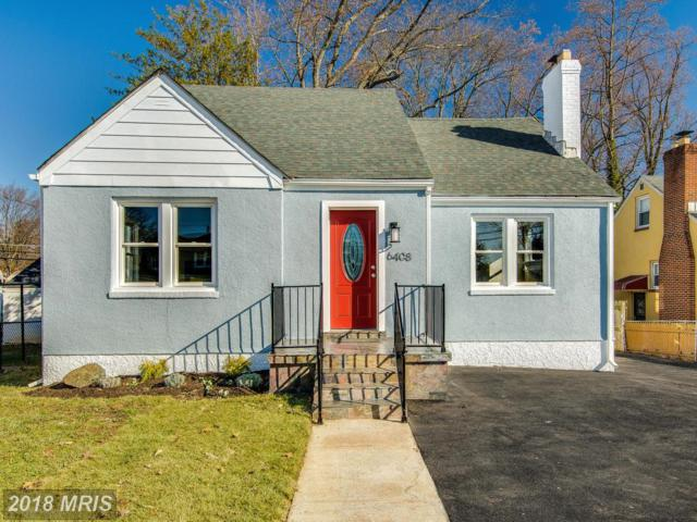6408 Liberty Road, Baltimore, MD 21207 (#BC10110334) :: Pearson Smith Realty