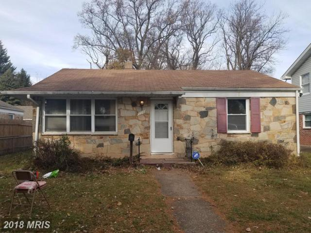 714 Milford Mill Road, Baltimore, MD 21208 (#BC10111087) :: AJ Team Realty