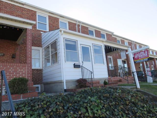 7125 Gough Street, Baltimore, MD 21224 (#BC10114572) :: Pearson Smith Realty