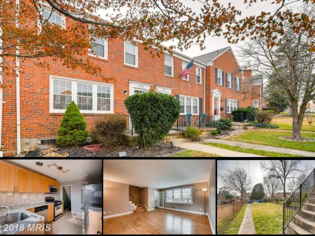 1583 Doxbury Road, Towson, MD 21286 (#BC10115745) :: Pearson Smith Realty