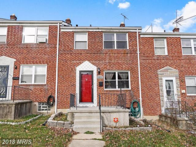 932 St Agnes Lane, Baltimore, MD 21207 (#BC10118386) :: Pearson Smith Realty