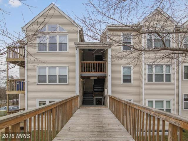 18-B Deer Run Court #502, Baltimore, MD 21227 (#BC10122730) :: Pearson Smith Realty