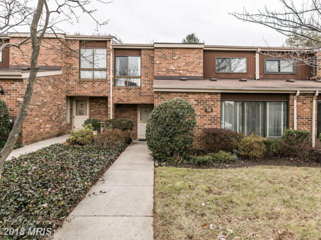 16 Stirrup Court #35, Baltimore, MD 21208 (#BC10123345) :: Pearson Smith Realty