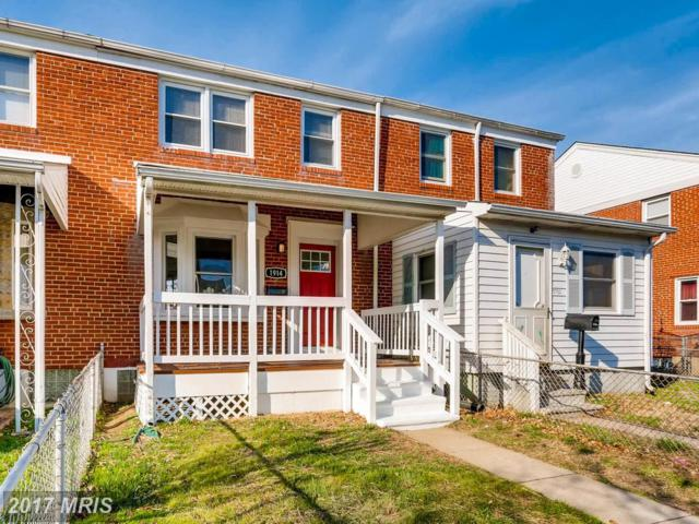 1914 Marsdale Road, Baltimore, MD 21222 (#BC10123471) :: Pearson Smith Realty
