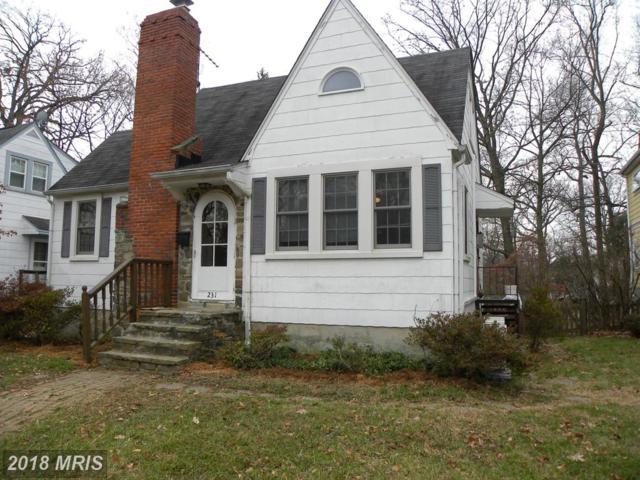 231 Glenmore Avenue, Baltimore, MD 21228 (#BC10124052) :: Pearson Smith Realty