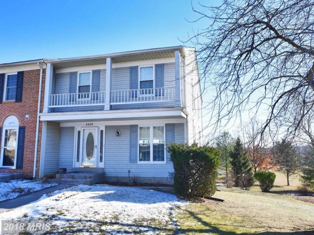 8629 Tower Bridge Way, Lutherville Timonium, MD 21093 (#BC10139154) :: The Dailey Group