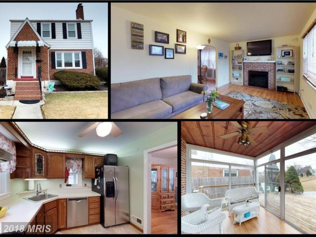 128 Elinor Avenue, Baltimore, MD 21236 (#BC10145044) :: AJ Team Realty
