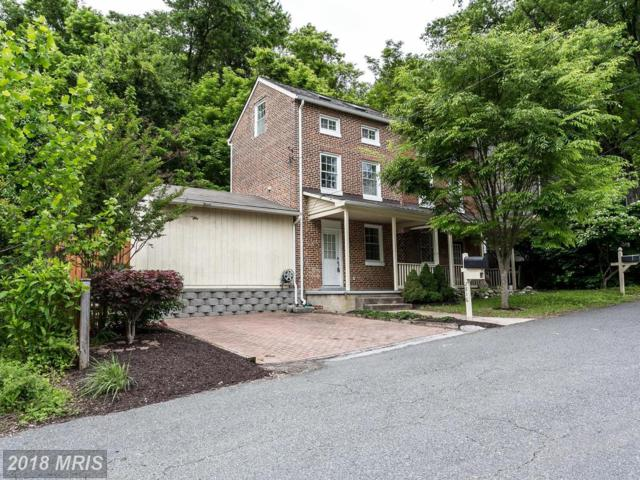 2816 Nine Mile Circle #5, Catonsville, MD 21228 (#BC10152924) :: The Miller Team