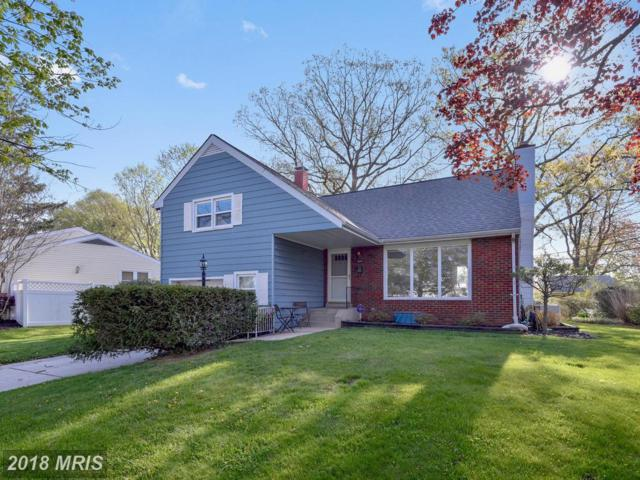 1303 Warwick Drive, Lutherville Timonium, MD 21093 (#BC10214378) :: Bob Lucido Team of Keller Williams Integrity