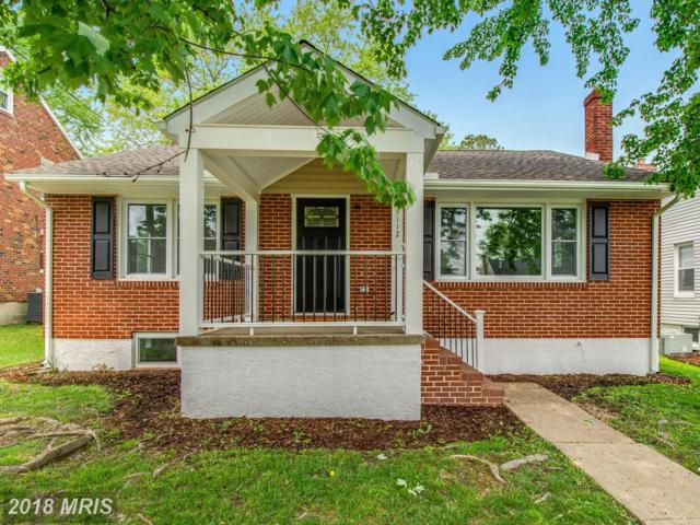 9112 Smith Avenue, Baltimore, MD 21236 (#BC10218693) :: The Bob & Ronna Group