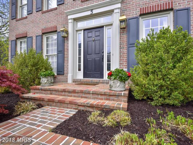 5 Hillchase Court, Baltimore, MD 21208 (#BC10226500) :: Labrador Real Estate Team