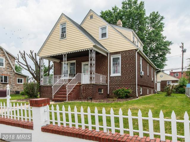 6811 5TH Avenue, Baltimore, MD 21222 (#BC10236738) :: The Gus Anthony Team