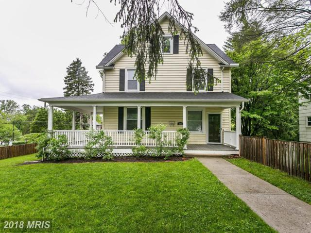 600 Woodbine Avenue, Towson, MD 21204 (#BC10242231) :: Stevenson Residential Group of Keller Williams Excellence