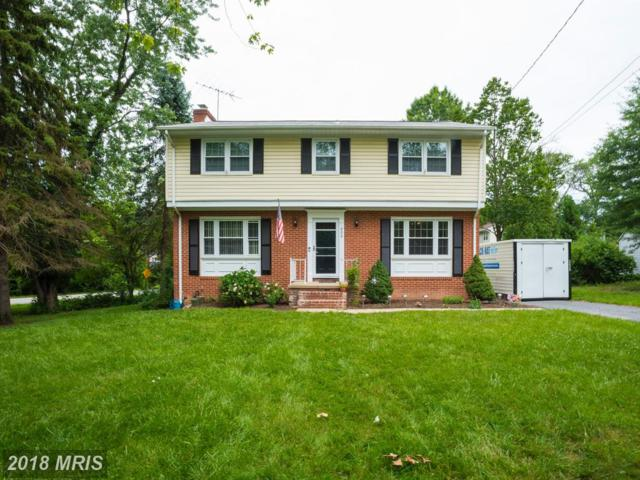 322 Morris Avenue, Lutherville Timonium, MD 21093 (#BC10266374) :: The Dailey Group