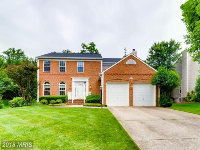 606 Wood Glenn Court, Lutherville Timonium, MD 21093 (#BC10276576) :: The Dailey Group