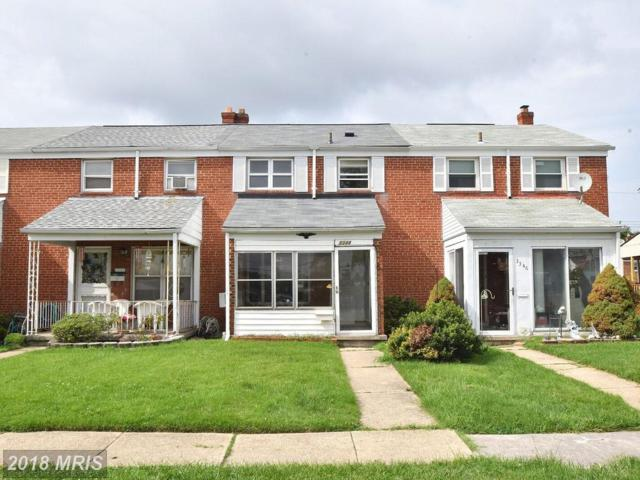 3344 Wallford Drive, Baltimore, MD 21222 (#BC9011324) :: Eric Stewart Group