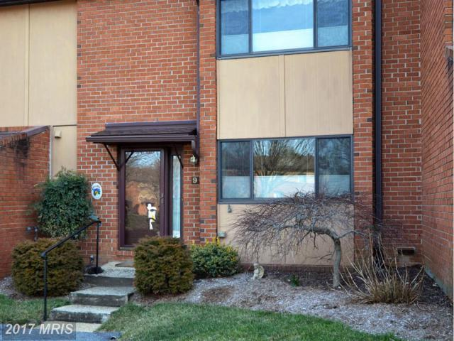 9 Lacosta Court, Towson, MD 21204 (#BC9889287) :: Pearson Smith Realty