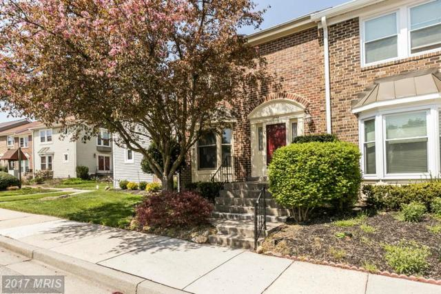 6944 Clearwind Court, Baltimore, MD 21209 (#BC9915522) :: LoCoMusings