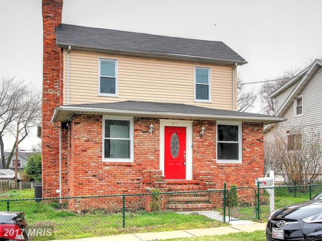 528 46TH Street, Baltimore, MD 21224 (#BC9919140) :: Pearson Smith Realty
