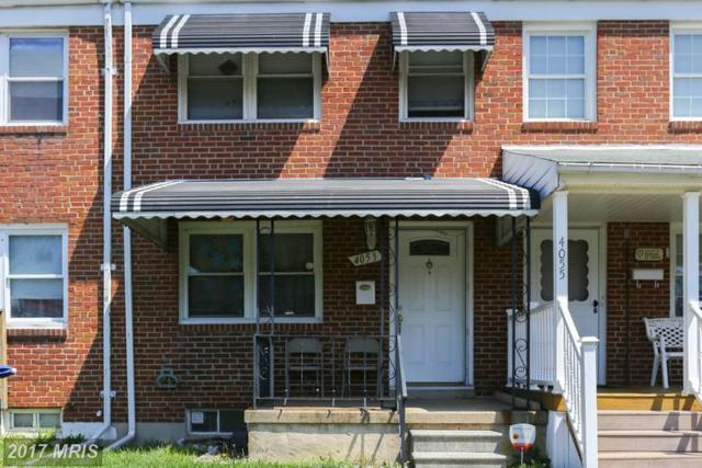 4053 Saint Monica Drive, Baltimore, MD 21222 (#BC9928168) :: LoCoMusings