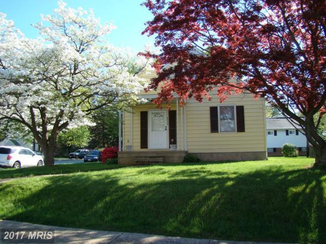 8735 Lackawanna Avenue, Baltimore, MD 21234 (#BC9940000) :: Pearson Smith Realty