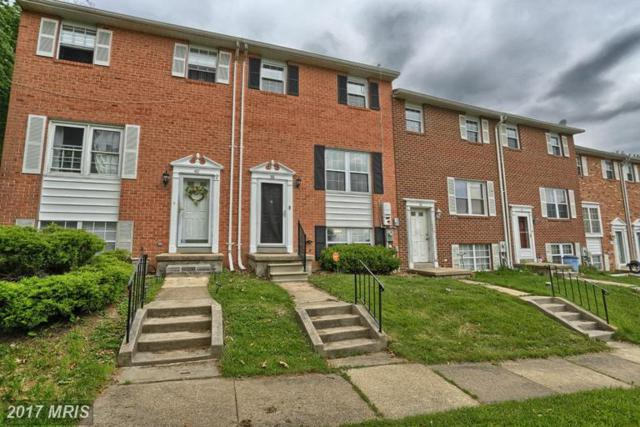 38 Talister Court, Baltimore, MD 21237 (#BC9956455) :: LoCoMusings