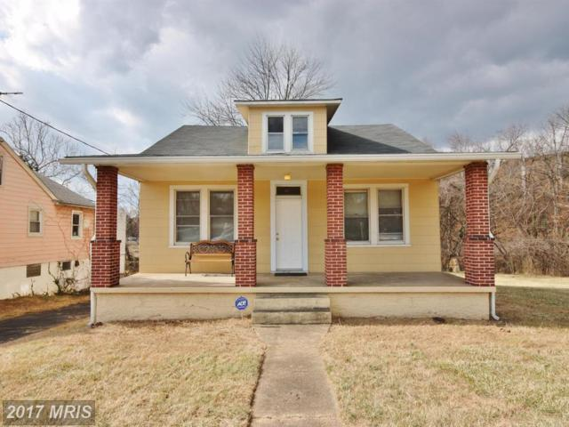 5614 Southwestern Boulevard, Halethorpe, MD 21227 (#BC9957482) :: Pearson Smith Realty