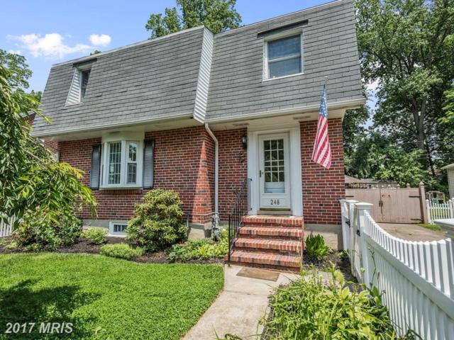 248 Glenmore Avenue, Catonsville, MD 21228 (#BC9974493) :: Pearson Smith Realty