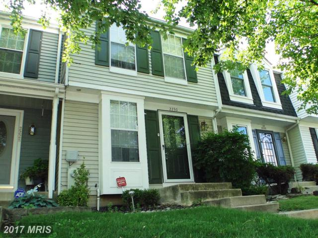 2230 Riding Crop Way, Baltimore, MD 21244 (#BC9978483) :: Pearson Smith Realty